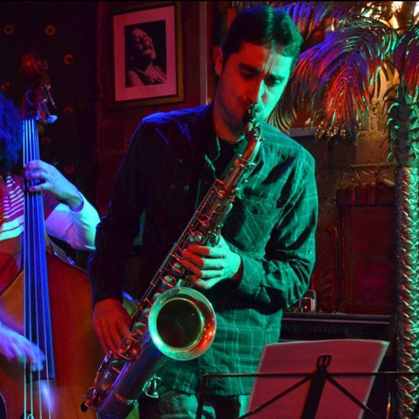 """**Aplazado. Miguel Gallego & Diego Ena """"Saxophone Colossus"""""""