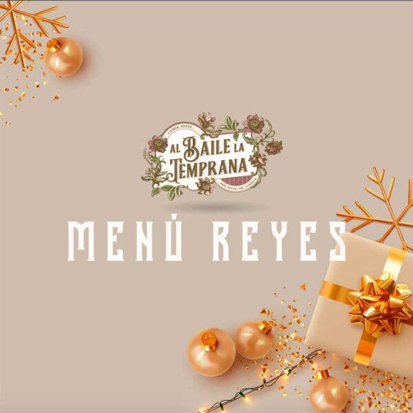 Menú Especial de Reyes